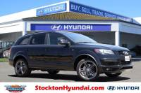 Used 2015 Audi Q7 3.0 TDI Premium (Tiptronic) SUV For Sale Stockton, California