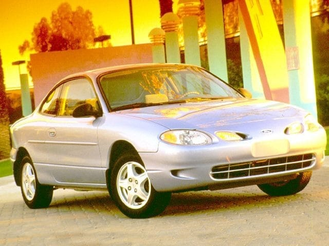 Photo Used 1999 Ford Escort ZX2 for Sale in Pocatello near Blackfoot