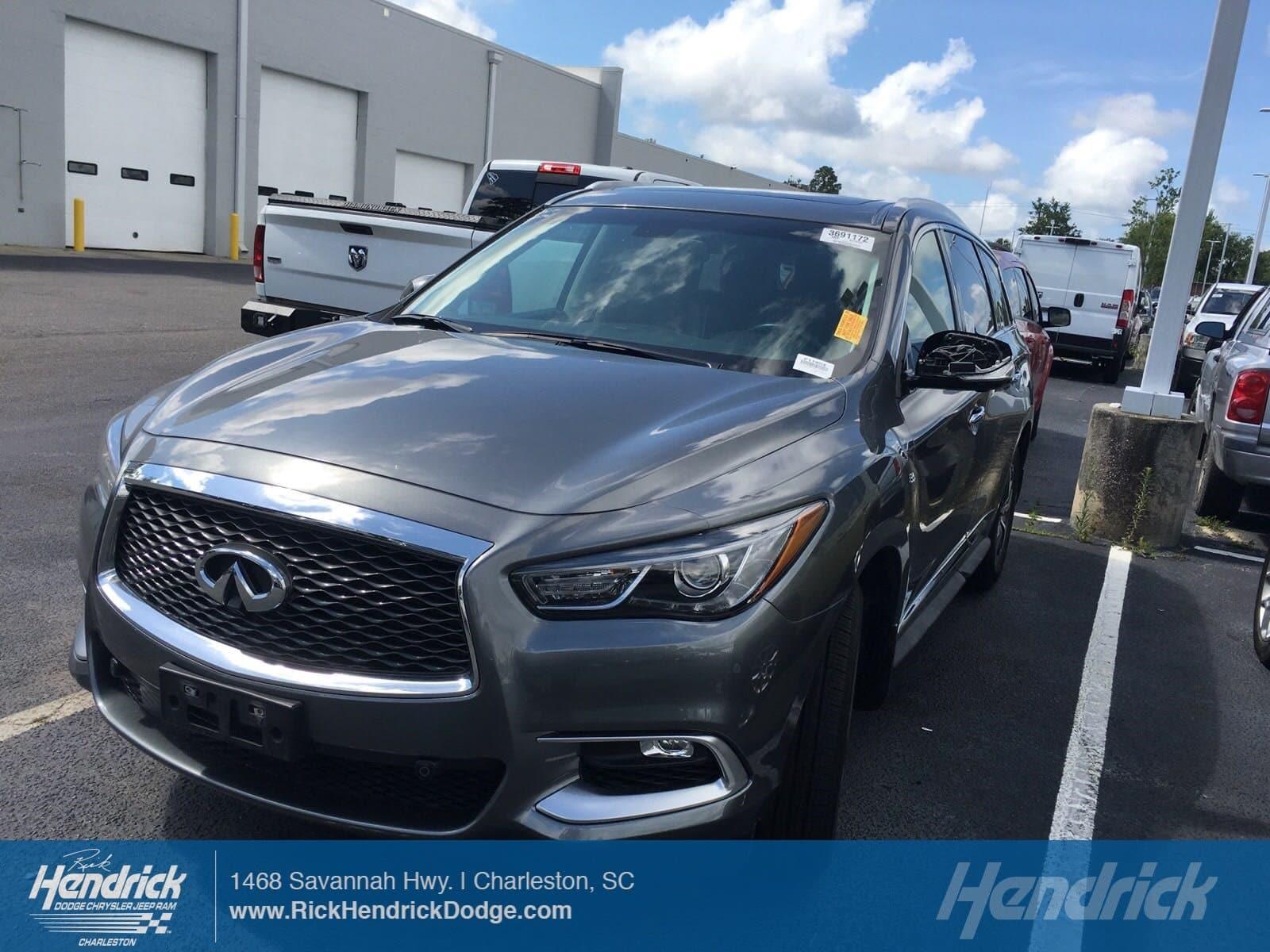 Photo 2016 INFINITI QX60 AWD 4dr SUV in Franklin, TN