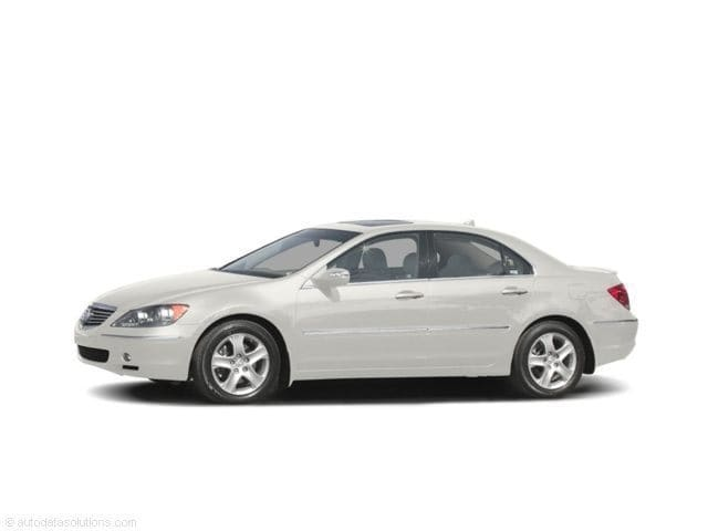 Photo Used 2005 Acura RL 3.5 Sedan For Sale Near Philadelphia