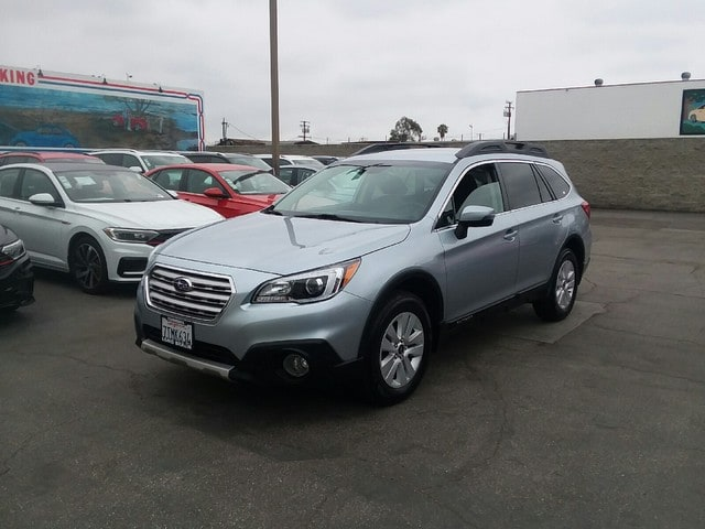 Photo 2016 Subaru Outback 2.5i Premium Long Beach, CA