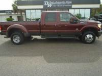 2016 Ford F-350 SD King Ranch Crew Cab Long Bed DRW 4WD