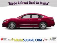 Used 2017 Nissan Altima 2.5 SV Available in Sacramento CA