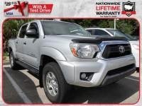 2013 Toyota Tacoma 4WD Double Cab Short Bed V6 Automatic