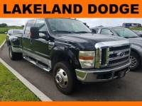 Pre-Owned 2008 Ford Super Duty F-350 DRW