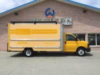 2007 GMC Savana Box Van