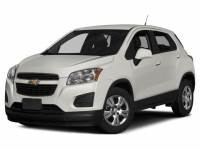 Pre-Owned 2015 Chevrolet Trax LS SUV