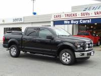 Pre-Owned 2017 Ford F-150 Truck SuperCrew Cab