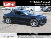 Certified Pre-Owned 2016 Chevrolet Camaro 2dr Cpe 2SS