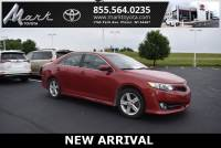 Used 2012 Toyota Camry SE w/Entune Navigation, Moonroof, Bluetooth, Backu Sedan in Plover, WI