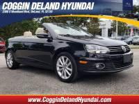 Pre-Owned 2014 Volkswagen Eos Convertible in Jacksonville FL