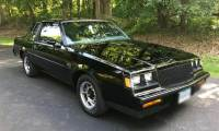 1987 Buick Grand National -ONLY 35k ORIGINAL MILES-STOCK