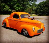 1941 Willys Coupe -PRO STREET SUPERCHARGED