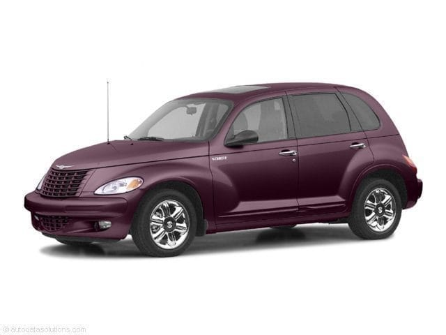 Photo Used 2003 Chrysler PT Cruiser Limited SUV For Sale Leesburg, FL