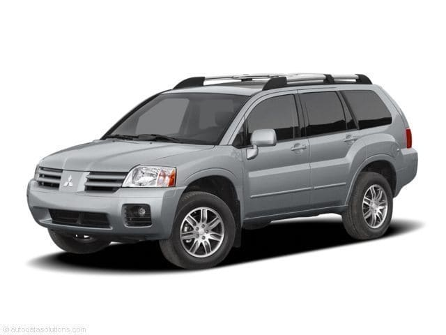 Photo Used 2004 Mitsubishi Endeavor Limited in Houston, TX