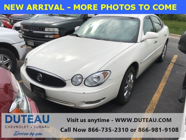 Photo Used 2006 Buick Lacrosse CX For Sale in Lincoln, NE