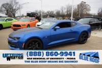 Pre-Owned 2018 Chevrolet Camaro 2dr Cpe 1LT VIN 1G1FB1RS4J0189373 Stock Number 1889373