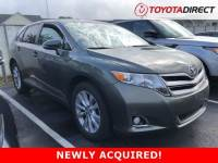 2013 Toyota Venza LE Crossover Front-wheel Drive