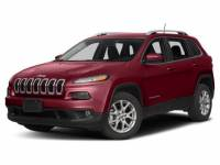 Used 2017 Jeep Cherokee LATITUDE W/ LEATHER + NORTH PACKAGE SUV