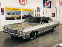 1968 Chevrolet Caprice -NEW LOW PRICE -COOL CUSTOM CAPRICE- AIR RIDE- NEW PAINT- SEE VIDEO