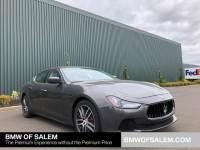 Used 2016 Maserati Ghibli S Q4 in Salem, OR