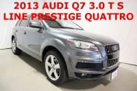 Used 2013 Audi Q7 For Sale at Duncan Suzuki | VIN: WA1DGAFEXDD014745