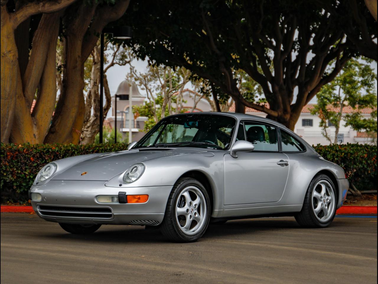 Photo 1997 Porsche 993 C2 Coupe
