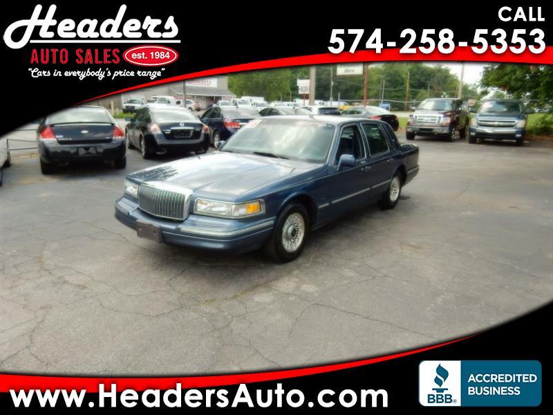 Photo 1996 Lincoln Town Car Executive