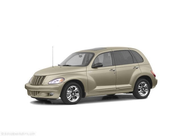Photo Used 2005 Chrysler PT Cruiser Limited SUV For Sale Leesburg, FL