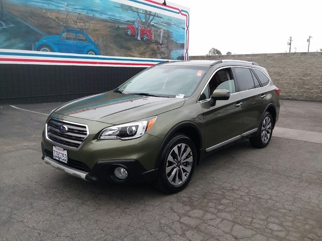 Photo 2017 Subaru Outback 2.5i Touring with Starlink Long Beach, CA