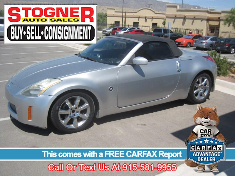 Photo 2004 Nissan 350Z Enthusiast Roadster