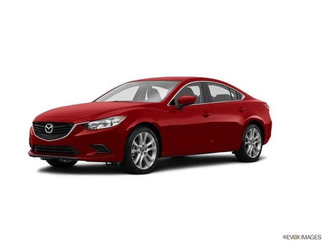 Photo Used 2015 Mazda Mazda6 i Touring for Sale in Asheville near Woodfin, NC