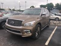 Used 2016 INFINITI QX80 For Sale at Harper Maserati | VIN: JN8AZ2NEXG9125057