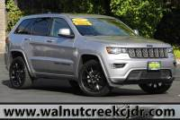 Certified Used 2017 Jeep Grand Cherokee Altitude Sport Utility 4D SUV in Walnut Creek