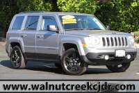 Certified Used 2015 Jeep Patriot Altitude Edition Sport Utility 4D SUV in Walnut Creek