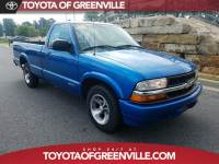 Pre-Owned 2001 Chevrolet S-10 Truck Regular Cab in Greenville SC