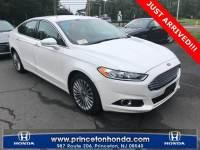 2016 Ford Fusion Titanium Sedan for sale in Princeton, NJ