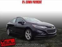 Used 2017 Chevrolet Cruze Premier Auto Sedan | TOTOWA NJ | VIN: 1G1BF5SMXH7103569