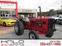 1971 International CF500 544 Tractor