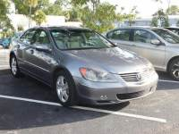 Pre-Owned 2006 Acura RL 3.5L V6 5-Speed AT Premium