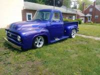 1953 Ford F100 -460 ENGINE WITH AUTOMATIC