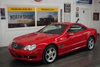 2003 Mercedes Benz SL-Class -SL 500-2 OWNER-ROADSTER-CLEAN CARFAX REPORT-SEE VIDEO