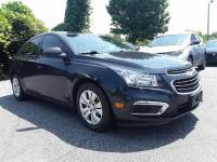 Pre-Owned 2016 Chevrolet Cruze Limited LS Auto Sedan