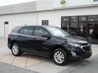 Certified 2019 Chevrolet Equinox LS SUV