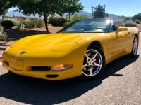 2003 Chevrolet Corvette 2dr Convertible 6-Speed Manual