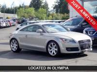 Used 2008 Audi TT 2.0T for Sale in Tacoma, near Auburn WA