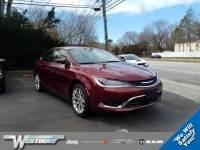 Certified Used 2015 Chrysler 200 C Sedan Long Island, NY