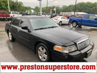 Used 2011 Ford Crown Victoria LX Sedan in Burton, OH