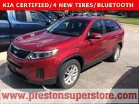 Certified Used 2015 Kia Sorento LX SUV in Burton, OH