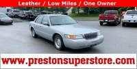 Used 2002 Mercury Grand Marquis LS Sedan in Burton, OH